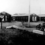 American Sector Barracks at Camp Hearne.